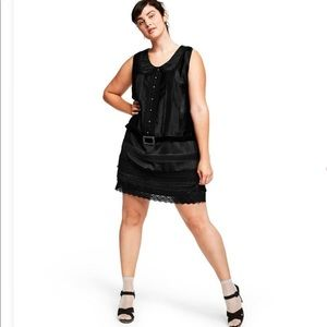 Anna Sui for Target Belted Mini Dress 13